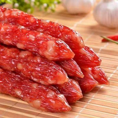 【下单立减十元】广式广味腊肠广东咸甜味煲仔饭江门腊肠香肠批发