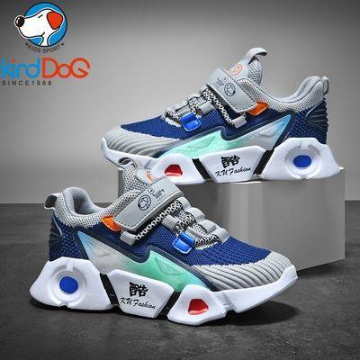 乖乖狗儿童鞋子男春秋季2020新款运动鞋女童学生韩版男童篮球童鞋
