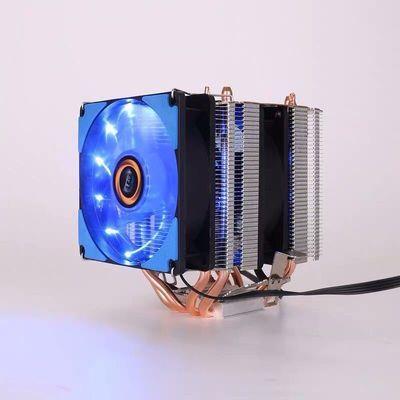 零下30度 cpu散热器 i5 i7台式机风扇 1155/1150/1151