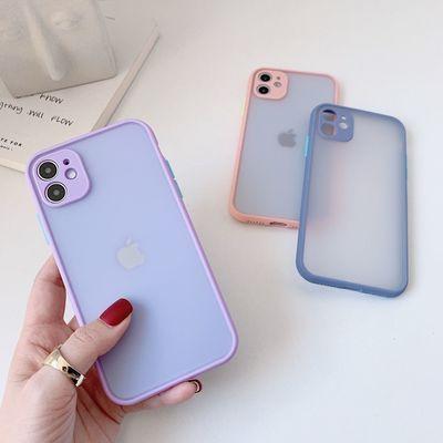 iPhone11 pro max手机壳 xsmax硅胶xr透明7plus苹果x保护套8软6sp