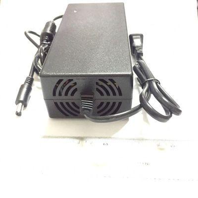 12.6v5A带散热风扇锂电池智能充电器12v聚合物三元锂18650锂电瓶
