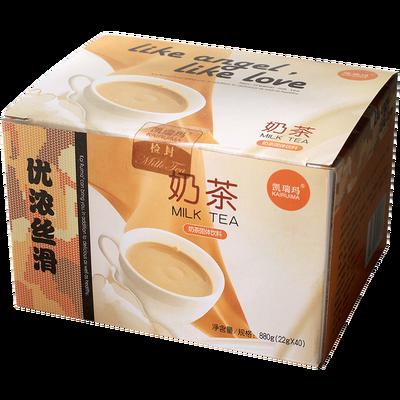 凯瑞玛奶茶粉阿萨姆三合一速溶原味港式奶茶20袋*22g/袋装饮品【2月28日发完】