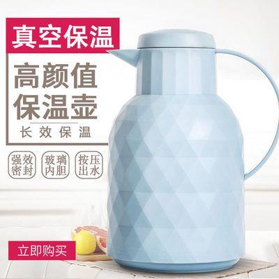 1000ml水壶保温壶家用全新玻璃内胆热水开水保温瓶大容量热水壶