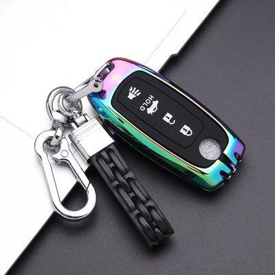 东风启辰T90钥匙套D60创意T70专用汽车钥匙包遥控壳扣个性智能男
