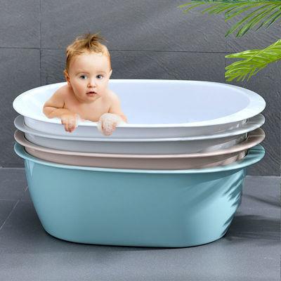 68858/婴儿洗澡盆坐躺两用新生儿洗头神器洗澡桶大号宝宝浴盆洗澡盆儿童