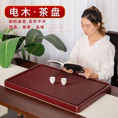 电木茶盘德国 家用实木胶木简约功夫紫砂茶台长方形胶木茶海茶具