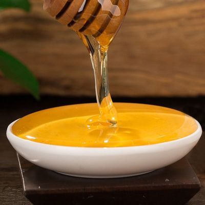 洋槐花蜂蜜纯正天然取野生农家自产蜂蜜