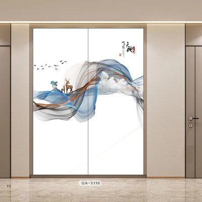 衣柜推拉门定做现代简约高光推拉门移门定做柜门壁柜门滑移门定制