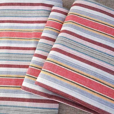 老粗布凉席床单单件三件套可折叠单人双人全棉加厚帆布空调席