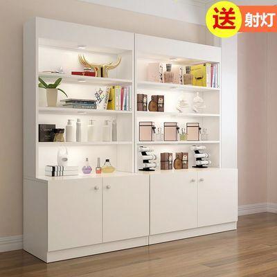 化妆品展示柜简约现代展柜货柜陈列柜美容院柜子产品柜货架展示架