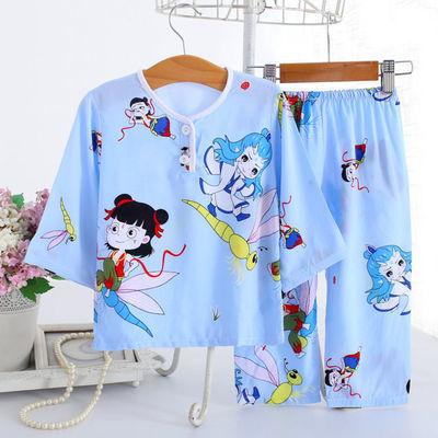 男童女童套装秋冬童装洋气春秋新款针织韩版可爱两件套小童毛衣