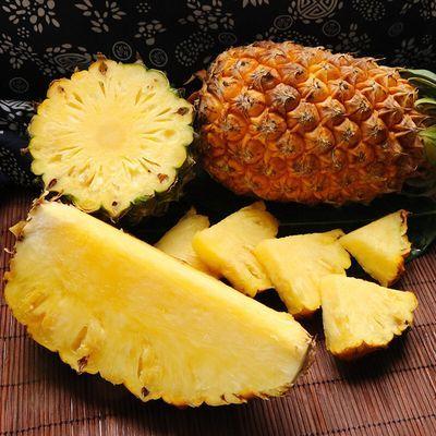 【10斤特价】海南新鲜大菠萝10斤装/5斤/2个手撕菠萝凤梨新鲜水果
