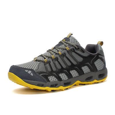 户外运动登山鞋情侣鞋防水防滑男女轻便溯溪鞋越野徒步鞋