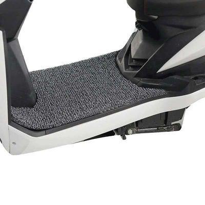 M三阳火焰摩托车丝圈脚垫 电动车X150踩脚垫 加厚踏板垫