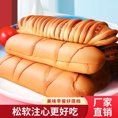 【初香小品】毛毛虫面包软长条奶酪糕点手撕夹心面包早餐食品零食