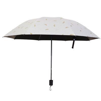 ins轻巧韩版防晒雨伞非自动潮流遮阳伞晴雨两用学生韩版原宿