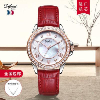 2020年新款手表女学生韩版简约女士手表防水石英表名牌女生女表