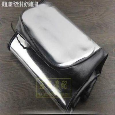铃木王GS125坐垫豪爵HJ125-F摩托车座包总成加厚坐垫皮防晒座套