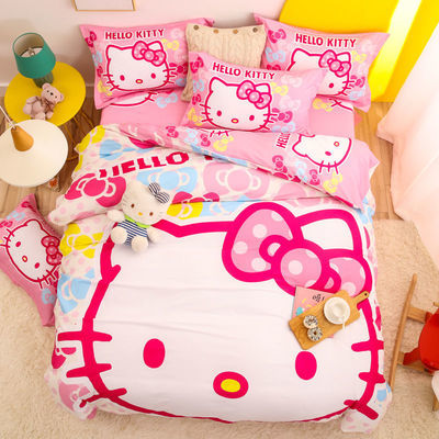 Hello Kitty��ͯ���޴�����Ʒ�ļ���Ů����ͨ����èȫ��KT������
