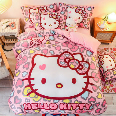 ����Hello Kittyˮ�����ļ��׿�ͨ��ͯ��������Ů�����޴�������