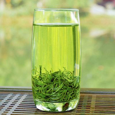 会明春云雾绿茶2020新茶毛尖茶500g散装明前毛峰日照充足绿茶叶