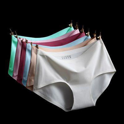 91002/健身内裤女无痕速干一片式透气运动跑步健身房训练瑜伽内裤底裤