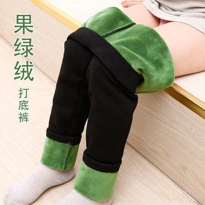 女童打底裤外穿春秋洋气新款中小童小女孩显瘦儿童打底裤女加绒冬