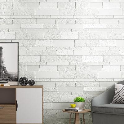 自粘墙纸卧室3d立体墙贴客厅电视背景墙防水文化石泡沫砖纹贴纸