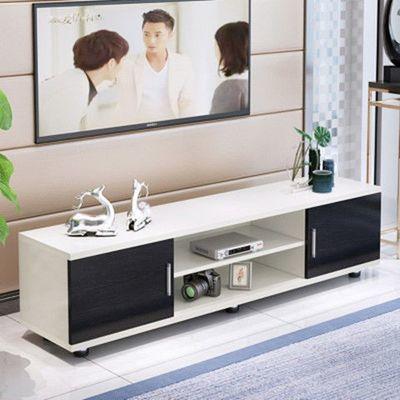 欧式电视柜茶几组合卧室轻奢小户型简易迷你现代简约客厅电视机柜