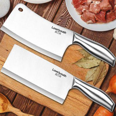 不锈钢砍切菜刀家用厨房用品锋利刀具套装砍切刀厂家直销