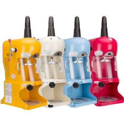 台湾绵绵冰机商用刨冰机韩国雪花冰机花式碎冰机沙冰机奶茶设备