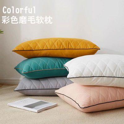 枕头枕芯一对装成人保健枕1只装学生宿舍单人护颈椎枕枕芯