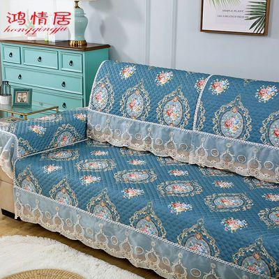 沙发垫四季通用布艺防滑1234组合通用型沙发套罩巾全包万能套