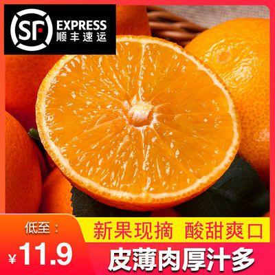 爱媛38号果冻橙10斤 新鲜薄皮应季孕妇水果当季手剥甜橙整箱批发