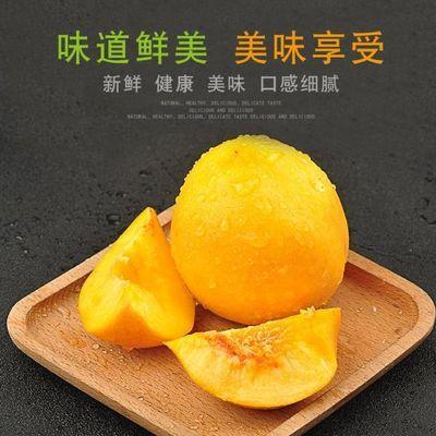 山东蒙阴黄油桃5斤整箱应季水果现摘现发新鲜桃子