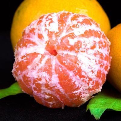 湖北青皮精品无籽蜜桔薄皮桔子包邮当季孕妇水果果园新鲜水果橘子