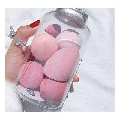 7只装美妆蛋超软不吃粉网红超巨软蘑菇头可爱粉扑海绵彩妆化妆蛋