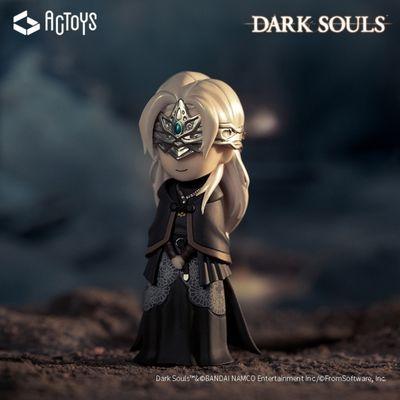 正版黑暗之魂盲盒手办Dark Souls系列公仔黑魂太阳骑士周边摆件