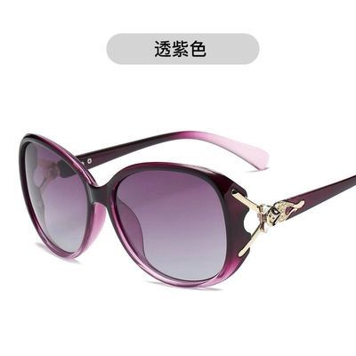 Dear新款墨镜女时尚头偏光镜潮女士太阳眼镜大框韩版网红同款