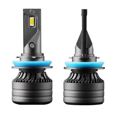 汽车led大灯泡超亮12V24V车灯强光9005H1H4H7H11远近光灯大灯改造