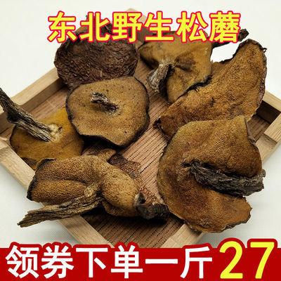 吉美味松蘑东北特产野生松蘑菇干货松菇粘蛾子松蛾粘团子蘑菇香菇
