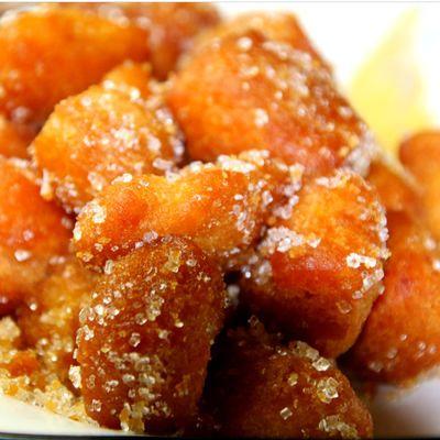 西北甘肃特产一口酥油炸小果子地方特色美食小吃油果糕点心480g
