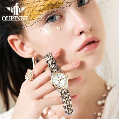 瑞士正品名牌2020年新款式手表女士机械表奢华简约气质时尚大气