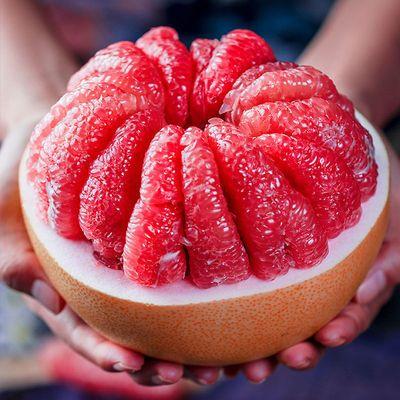 【新鲜精品】红心柚蜜柚正宗福建平和红肉柚现货速发孕妇水果
