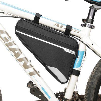 B-SOUL自行车包三角包梁包防水上管鞍包山地公路车骑行装备大容量