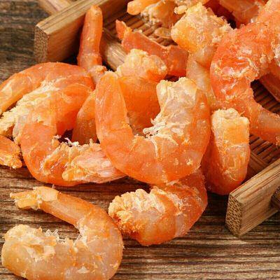 大海米500克大虾仁虾干干货 干虾即食金钩虾米50g-500g包邮