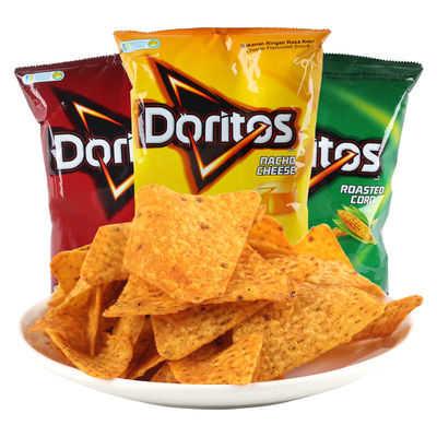 百亿补贴:150gx3袋 Doritos 多力多滋 玉米片超浓芝士