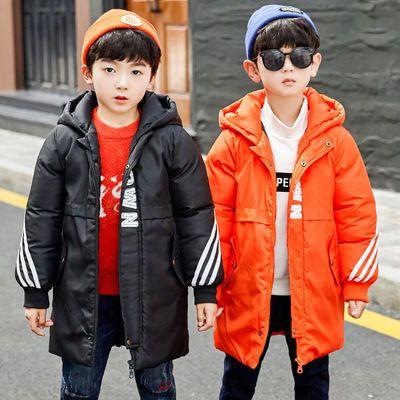 童装男童棉衣2020新款中大儿童冬装羽绒棉棉服外套冬季洋气棉袄潮