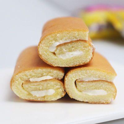 瑞士奶味卷整箱装多规格混合口味西式奶油蛋糕营养早餐面包20袋起