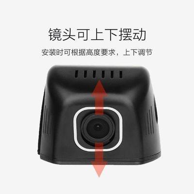 行车记录仪屏高清夜视安卓导航摄像头前后双录adas带电子狗一体机